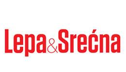 Provansa - Cvecara Beograd - Lepa i srecna logo