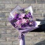 Buket lila 1